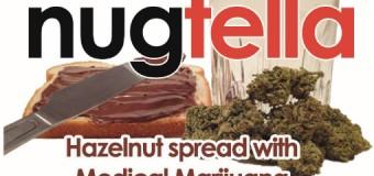 Ferrero va poursuivre Nugtella, le Nutella au cannabis californien