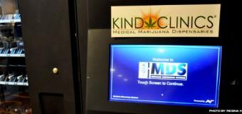 Les distributeurs de cannabis médical Medbox s'étendent aux états de l'Oregon, New York, Illinois et Nevada